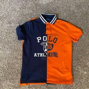 Polo Color Blocked Polo